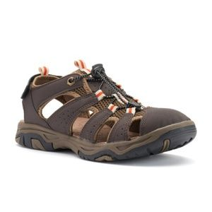 Men's Itasca West Lake Hiking Sandals - Brown